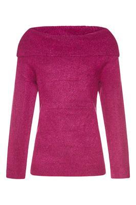 Roze Wollen Trui.Sale Dames Truien Vesten Shop Sale Online Miller Monroe