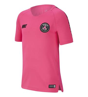 finest selection b63c9 b6f00 Nike Paris Saint Germain Breathe Squad Voetbaltop Y