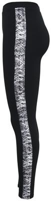 Onllive love animal panel leggings Black/snake
