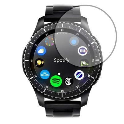 Samsung Gear S3 Frontier screen protector