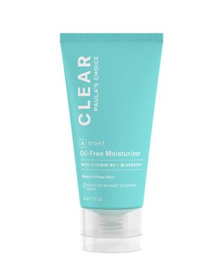 Clear Oil-Free Moisturizer - 60 ml