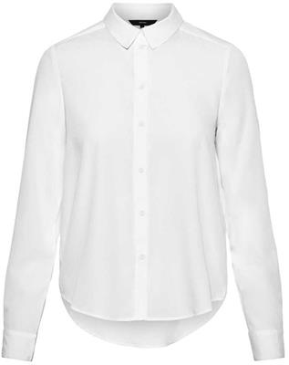 vmjamia ls shirt Snow white