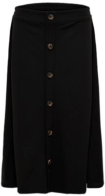 Jdybellis button skirt Black