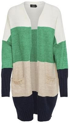 Onljosie l/s cardigan wool knt Cloud dancer/simply