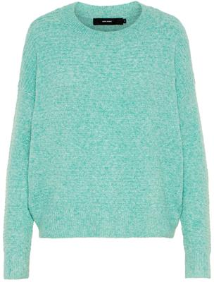 Vmdoffy structure ls blouse Holly green