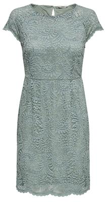 Onlshira lace dress noos wvn Chinios green