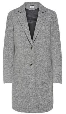 onlcarrie mel coat otw Light Grey Melange