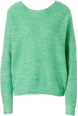 Vmtida ls backstring blouse Holly Green