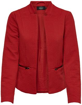 Onllink maddy l/s zip blazer High risk red