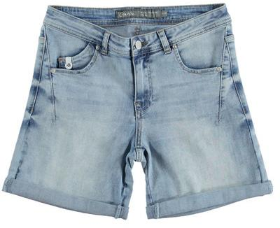 Geisha shorts bleached denim