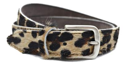 Rock n Rich leopard belt