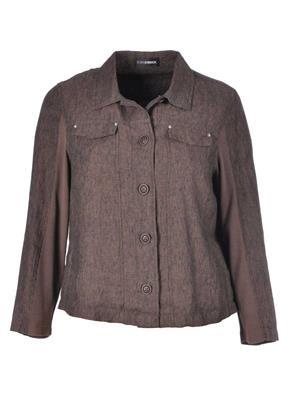 ffa92bd7220387 stilte van het licht Doris Streich linnen blazerjasje 399135