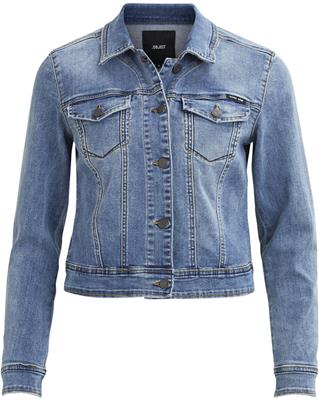 Objwin new denim jacket Medium Blue Denim