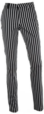 f7372fb71692 Vmleah mr classic print pant Black w stripe