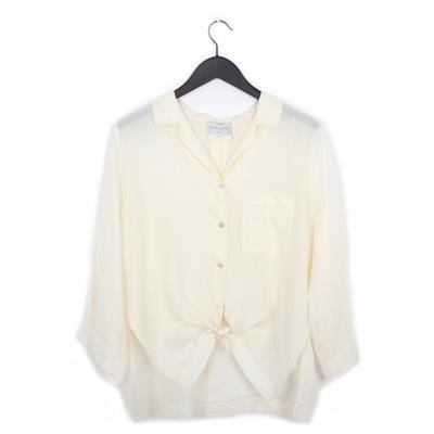 5692fecb Forte Forte habotai silk shirt avorio