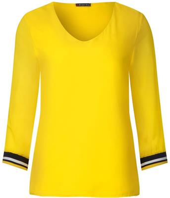 Street one Rafaela top Sunshine yellow