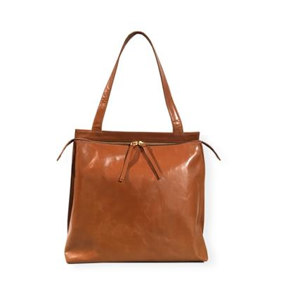 Beata shopper - Cognac