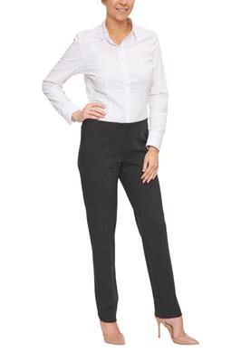 Rabe Broek Stretch Antraciet