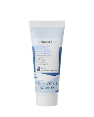 Korres - Santorini Body Milk - 40 ml