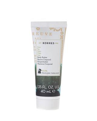 Korres - Fig Body Butter - 40 ml