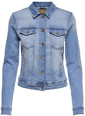 Onltia dnm jacket Light blue denim