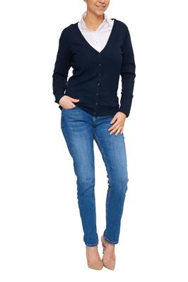 Donkergrijze Trui Dames.Dames Truien Vesten Shop Online Miller Monroe