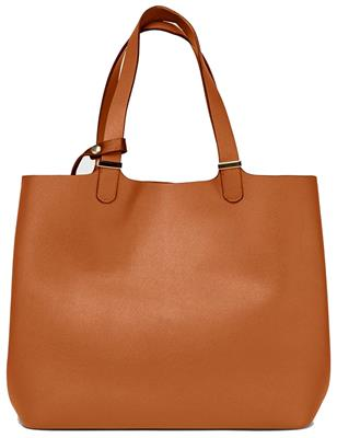 Pckopa shopper Cognac