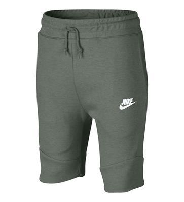 8051e1acced woonkamer sculptura met donker grijs Nike Sportswear Tech Fleece Short Y