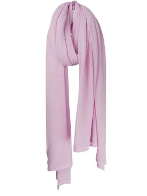 Cosy Cotton light sjaal - Lilac Pink