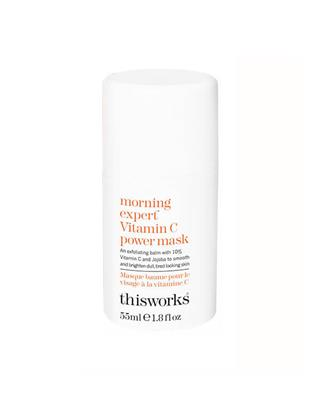 This Works - Morning Expert Vitamin C Power Mask - 55 ml