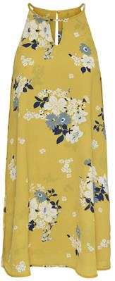 42a6e2bca377 Onlmariana myrina s l dress vibrant yellow mie flower