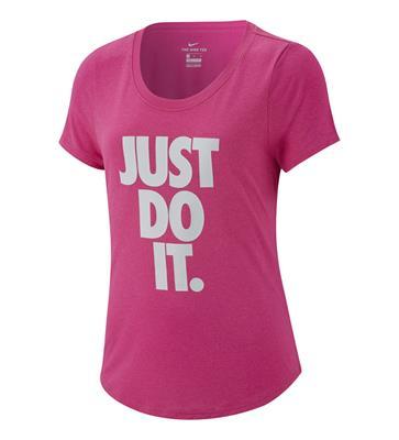9bb68710366 Nike G NK DRY TEE LEG SCOOP JDI Trainingsshirt
