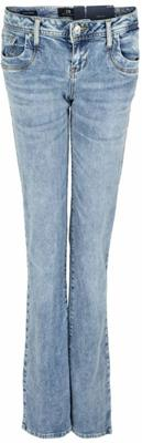 Ltb Valerie latona wash light blue denim