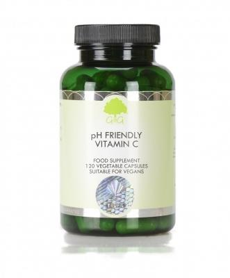 pH Friendly C Complex (120 capsules)