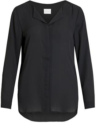 Vilucy l/s shirt Black