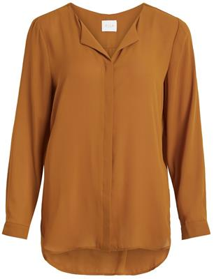 Vilucy l/s shirt Golden oak