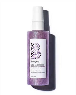 Briogeo - Sea Goddess Hair + Body Shimmer Mist - 118 ml