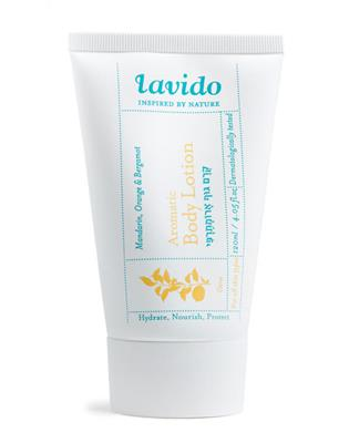 Lavido - Aromatic Body Lotion - Mandarin Orange & Bergamot - 120 ml