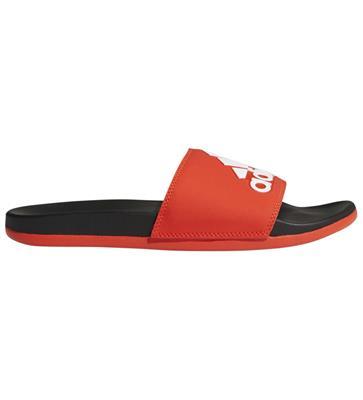 adidas cloudfoam adilette slippers wit heren