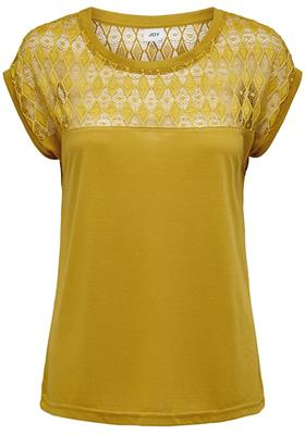 Jdykimmie renee lace top  Harvest gold