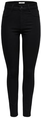 Jdynikki jegging high black dnm noos Black denim