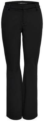 Onlrocky mid flared pant Black