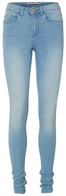 Nmextreme lucy soft jeans Light blue denim