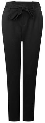 Street one paperbag broek bony Black