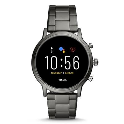 Fossil FTW4024 The Carlyle HR Smoke - Gen 5 smartwatch