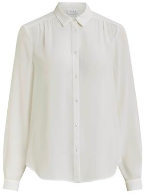 Vilucy l/s button shirt noos Snow white