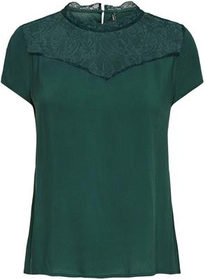 Onlfirst ss lace top noos wvn Green gables