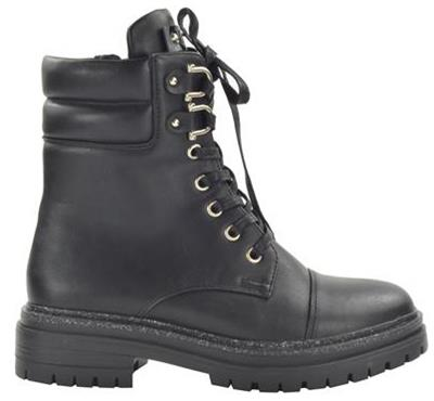 Fabs boots black