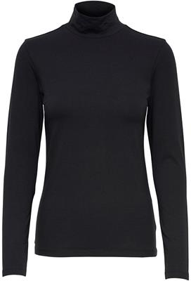 Jdyava l/s turtleneck top jrs noos Black