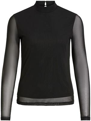 Vimesha l/s top Black
